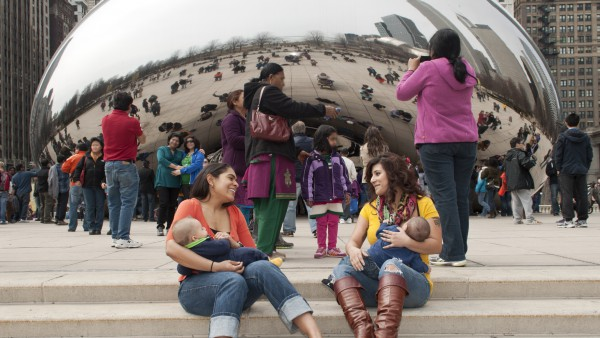 Breastfeed, Chicago! an interview with founder Katrina Pavlik