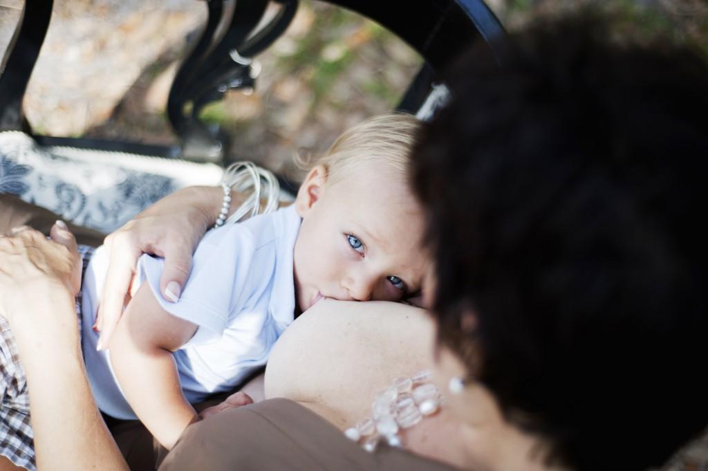 breast feeding world let slip