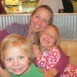Jamie Birdsong Nieroda & children
