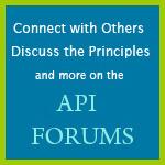 API Forums