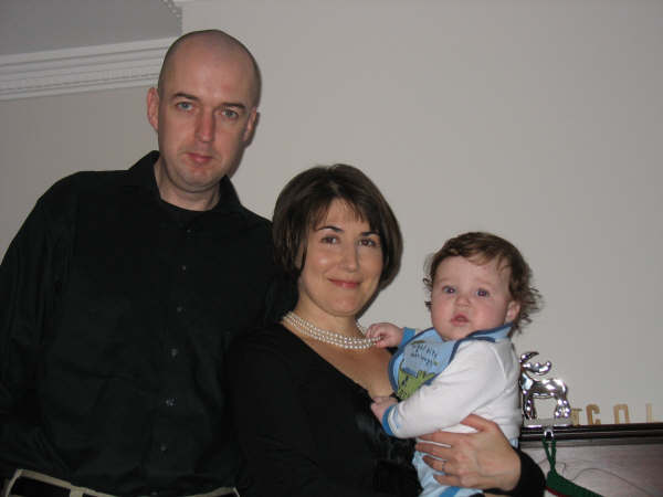 Lisa Lord and family