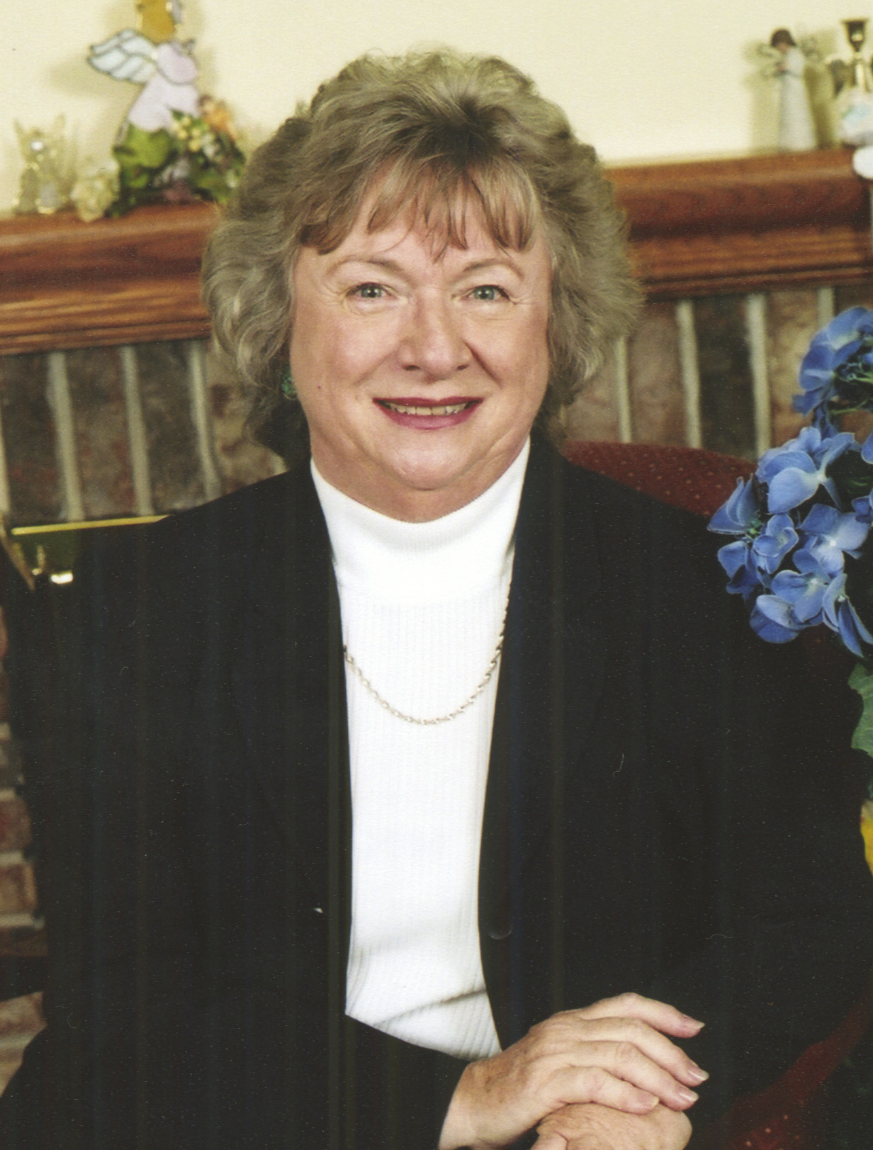 Marian Tompson, founder of AnotherLook and co-founder of LLLI