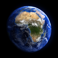 stock-photo-26040399-earth-from-space-showing-africa-